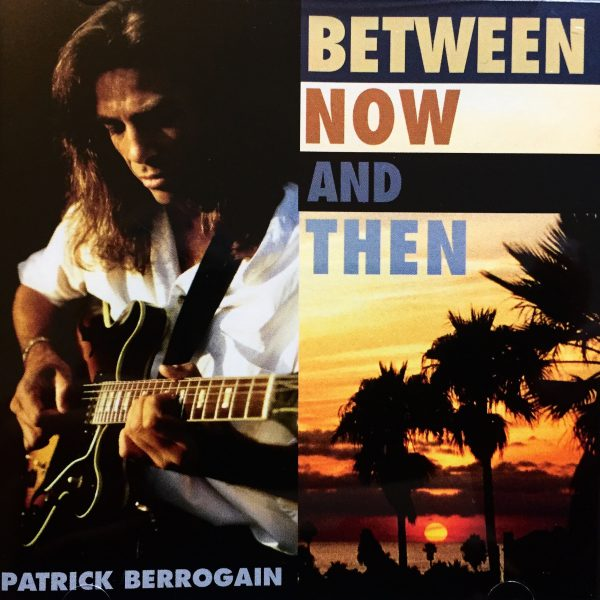 """A collection of nine originals by Patrick in the """"Brazilian Jazz"""" style 1997"""